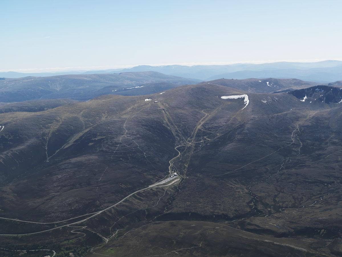 Ski Area page
