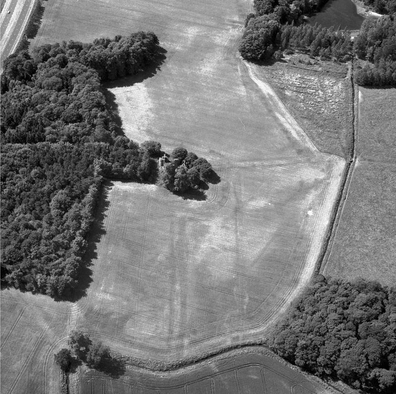 Designed Landscape - Cropmark page