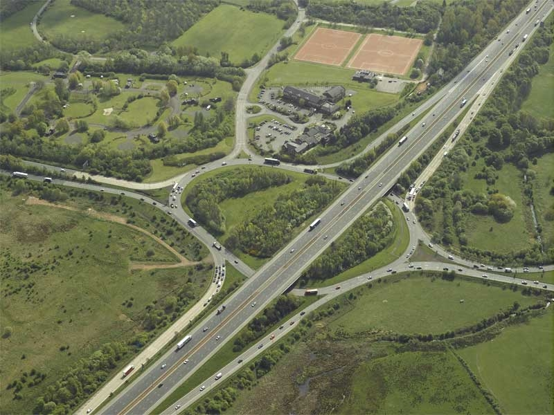 Motorway and Major Roads page