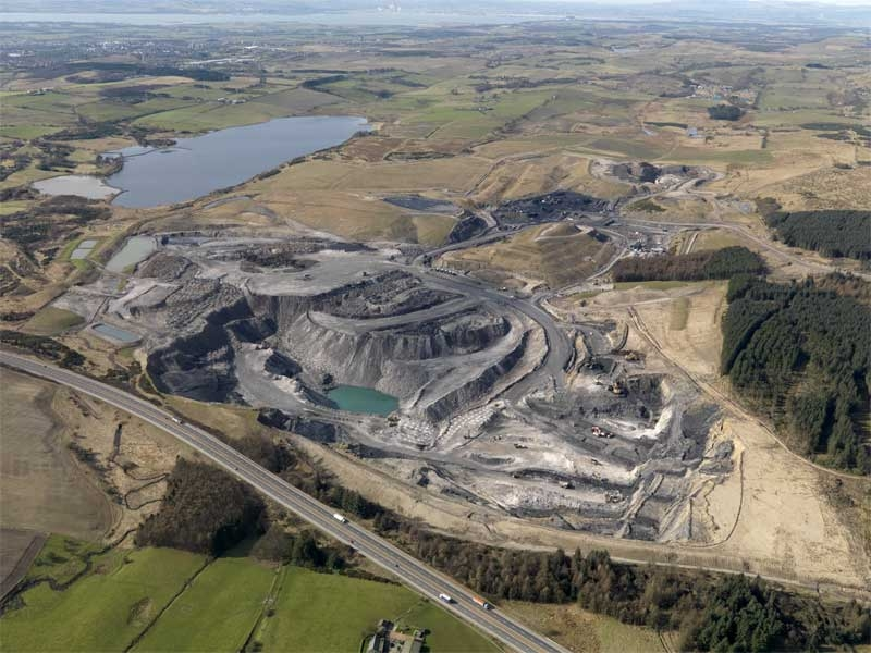 Opencast Site page
